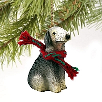 Bedlington Terrier Original Ornament