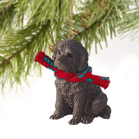 Labradoodle Chocolate Original Ornament
