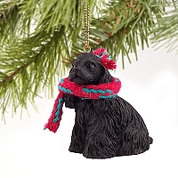 Cocker Spaniel Black Original Ornament