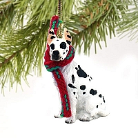Great Dane Harlequin Original Ornament