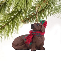 Dachshund Red Original Ornament