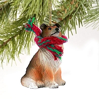 Collie Sable Original Ornament