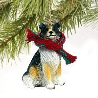 Collie Tricolor Original Ornament