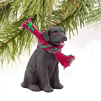 Labrador Retriever Chocolate Original Ornament