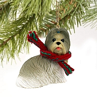 Shih Tzu Mixed Original Ornament