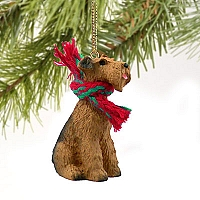 Airedale Original Ornament