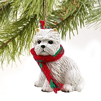 West Highland Terrier Original Ornament