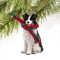 Border Collie Original Ornament
