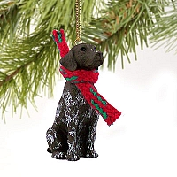 German Short Haired Pointer Original Ornament