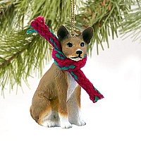 Basenji Original Ornament