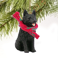 Schipperke Original Ornament