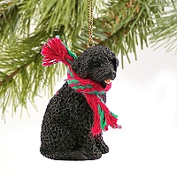 Portuguese Water Dog Original Ornament