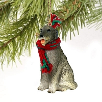 Irish Wolfhound Original Ornament