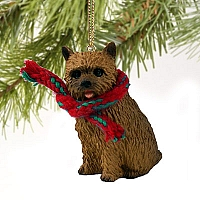 Norwich Terrier Original Ornament