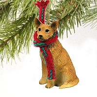 Australian Cattle Red Dog Original Ornament