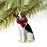 American Fox Hound Original Ornament