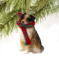 Australian Shepherd Brown Original Ornament