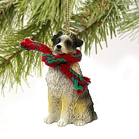 Australian Shepherd Blue w/Docked Tail Original Ornament