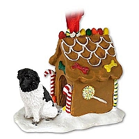 Landseer Ginger Bread House Ornament