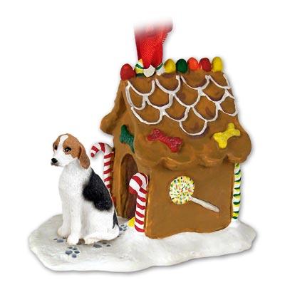 American fox hound ginger bread house ornament m4hsunfo
