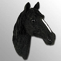 Black Horse Stripe Marking Magnet
