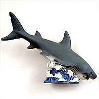 Tiger Shark Magnet