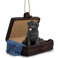 Newfoundland Traveling Companion Ornament