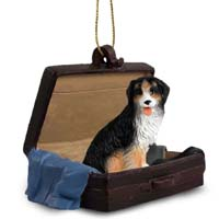 Bernese Mountain Dog Traveling Companion Ornament
