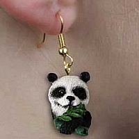 Earrings Hanging Animals