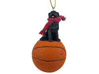 Newfoundland Basketball Ornament