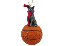 Australian Cattle BlueDog Basketball Ornament
