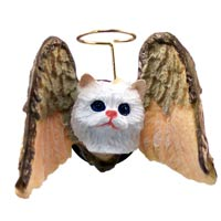Cat Angel Magnets
