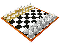 Maltese Chess Set (Pieces Only)