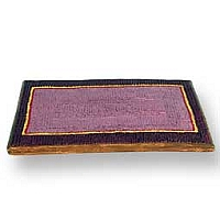 Maroon & Purple Rug