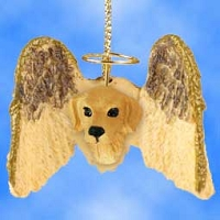 Dog Hanging Angel Ornaments