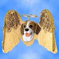 Dog Angel Magnets