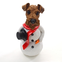 Airedale  Jolly Holidog
