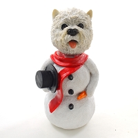 West Highland Terrier  Jolly Holidog