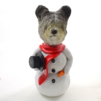 Skye Terrier  Jolly Holidog