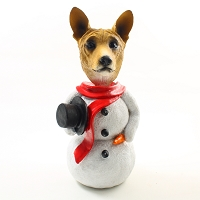 Basenji  Jolly Holidog
