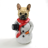 French Bulldog (Fawn)  Jolly Holidog