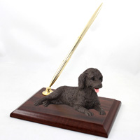 Labradoodle Chocolate Pen Set