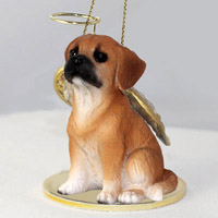 Dog Angel Ornaments