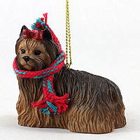 Yorkshire Terrier Original Ornament, Large