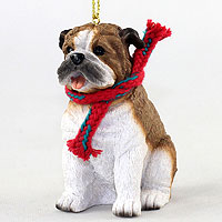 Bulldog Original Ornament, Large
