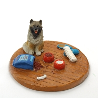 Keeshond Everyday life Home