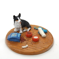 Welsh Corgi Cardigan Everyday life Home