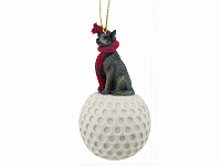 Australian Cattle BlueDog golf Ornament
