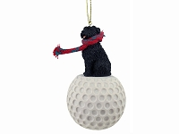 Bouvier des Flandres golf Ornament