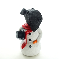 Kerry Blue Terrier  Jolly Holidog